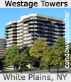 The Westage Towers at White Plains: luxury High Rise Condos,  25 W. Rockledge Ave, White Plains, Westchester, NY